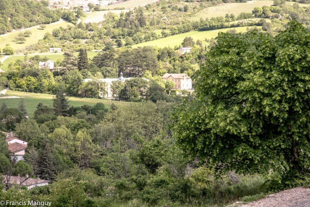 Le Bellevue - Montbrun-les-Bains