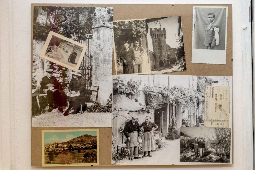 Le Bellevue- Montbrun-les-Bains - La maison des souvenirs